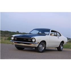 FRIDAY NIGHT 1974 FORD MAVERICK GRABBER 4 SPEED 302 RARE AND DESIRABLE