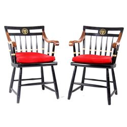 Original Harvard School of Business Admin Chairs