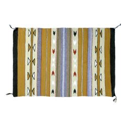 Navajo Wide Ruins Trading Post Rug by Nellie Joe