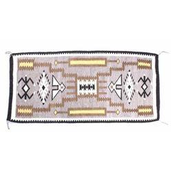 Navajo Teec Nos Pos Trading Post Rug Mid-20th