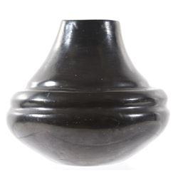 Santa Clara Black on Black Pottery c1920 ex-Sundog