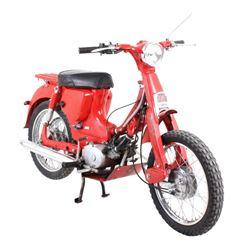 1962 Yamaha MJ-2 Moped