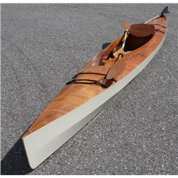 Wooden Chesapeake Off-White Sea Kayak