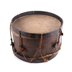 Civil War Field Snare Drum