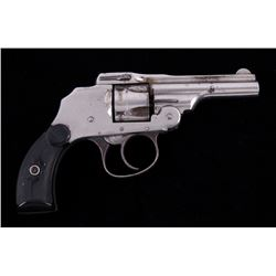Hopkins & Allen Safety Police Hammerless Revolver