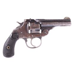Iver Johnson Safety .32 S&W Revolver