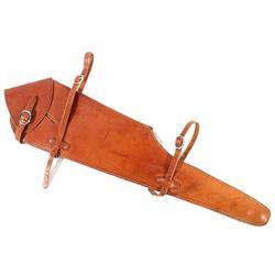 Madison Saddlery Leather Rifle Scabbard