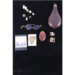 RARE Collection of Civil War Regalia & Artifacts