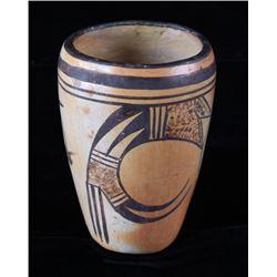 Fannie Nampeyo (1900-1987) Hopi Polychrome Pottery