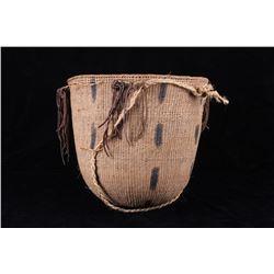 Apache Burden Basket 19th Century RARE