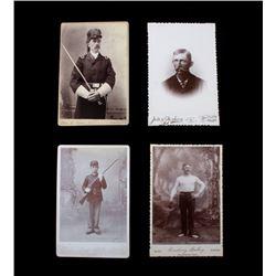 Early Montana Territory & Montana Cabinet Cards