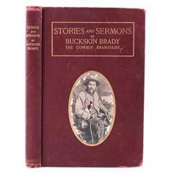 RARE Stories & Sermons by Buckskin Brady
