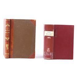 History of Montana, Idaho, & Men of Wyoming Books