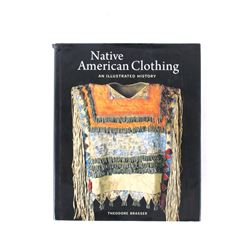 First Print Native American Clothing by T. Brasser