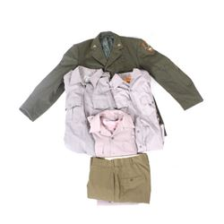 Collection US National Park Service Ranger Uniform