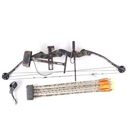 Proline Point Blank Ltd. Compound Bow w/ Arrows