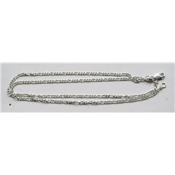 LONG STERLING NECKLACE/CHAIN WITH LINK