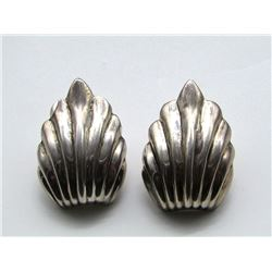 ANTIQUE STERLING EARRINGS