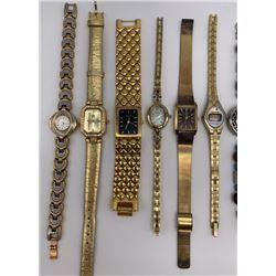 Hamilton Ladies Wrist Watch; 2-Elgin Wrist Watches