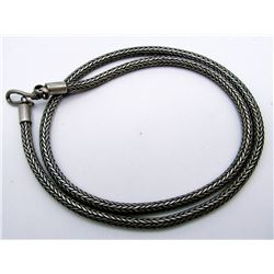 MODERN STELRING NECKLACE/CHAIN