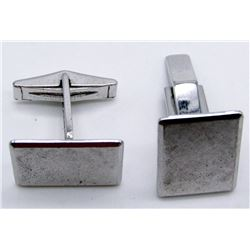 2-STERLING MENS CUFF LINKS