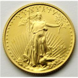 1994 $5 AMERICAN EAGLE GOLD COIN