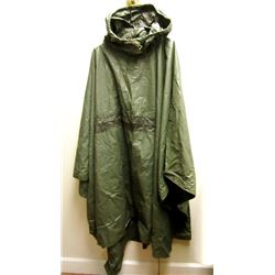 COLD WAR ERA US ARMY PANCHO IN GOOD CONDITION
