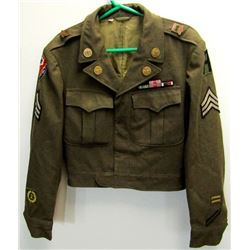WWII US 1ST ARMY 716TH MILITARY POLICE