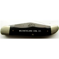 VINTAGE WESTMORELAND COAL CO ADVERTISING