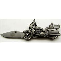 1998 Harley Davidson Motorcycle Knife Ultra Classi