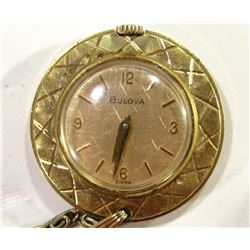Bulova Ladies Small Pocketwatch