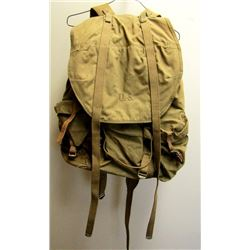 WWII US ARMY MOUNTAIN DIVISION RUCKSACK