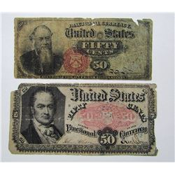 2 - FIFTY CENT FRACTIONAL NOTES
