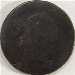Liberty Cap Large Cent-No Date