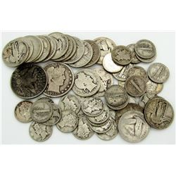 90% SILVER LOT ($9.00 FACE VALUE)