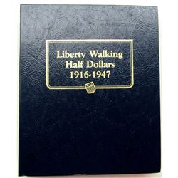 WALKING LIBERTY HALF DOLLAR SET