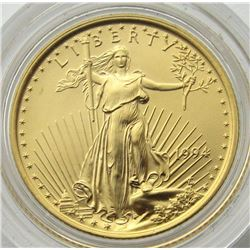 1994 $10 AMERICAN GOLD EAGLE COIN