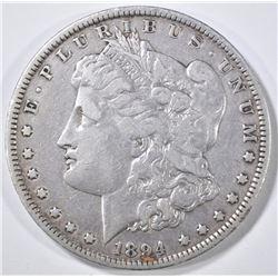 1894 MORGAN DOLLAR  XF