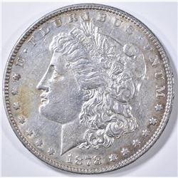 1878 7TF REV OF 78 MORGAN DOLLAR AU