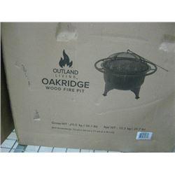 OUTLAND LIVING OAKRIDGE FIRE PIT