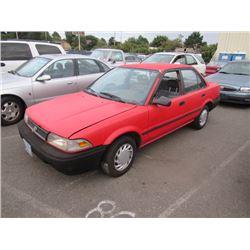 1991 Toyota Corolla