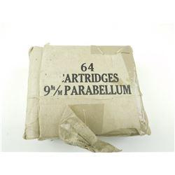 9MM PARABELLUM AMMO