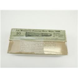 WINCHESTER .38-70 AMMO FOR MODEL 1886
