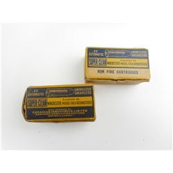 .22 AUTOMATIC RIM FIRE AMMO