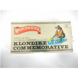 WINCHESTER 30-30 WIN COMMEMORATIVE AMMO