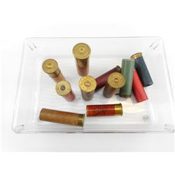 COLLECTIBLE SHOTSHELLS