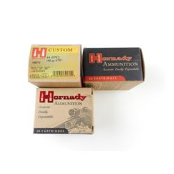 HORNADY 44 SPECIAL, 44 MAG AMMO