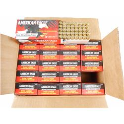 FEDERAL 9MM LUGER AMMO