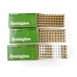 REMINGTON 30 CARBINE AMMO, BRASS