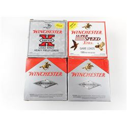 WINCHESTER 12 GAUGE ASSORTED SHOTSHELLS